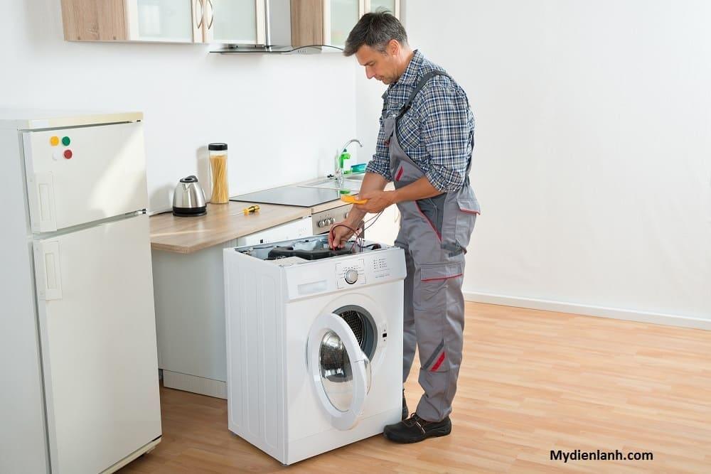 Máy giặt toshiba lỗi e2