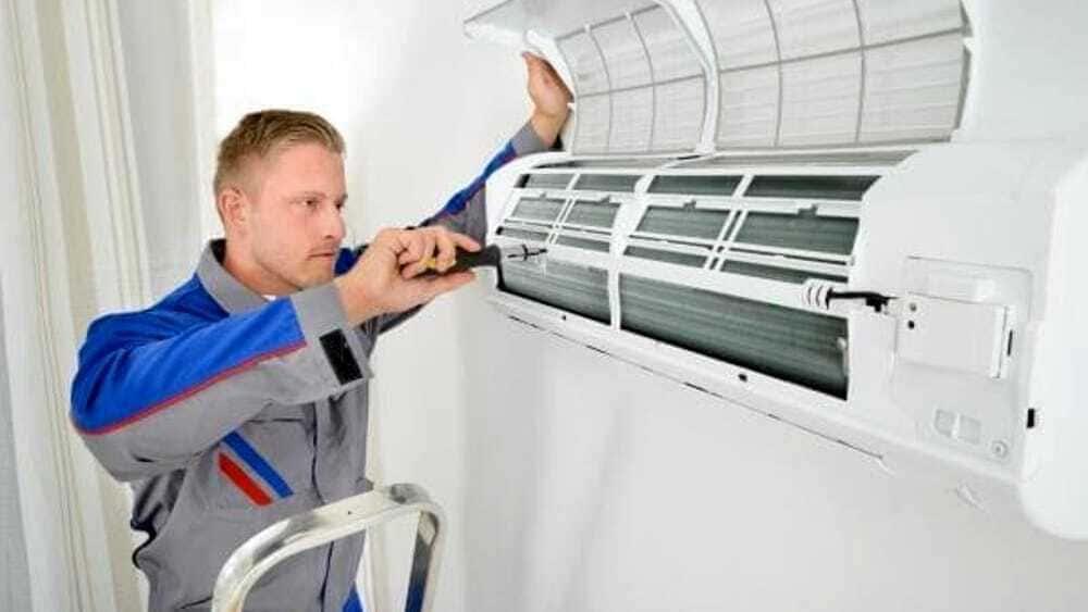 Máy lạnh bị hư cảm biến