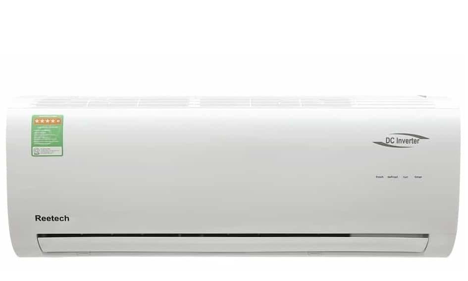Máy lạnh Reetech báo lỗi e4