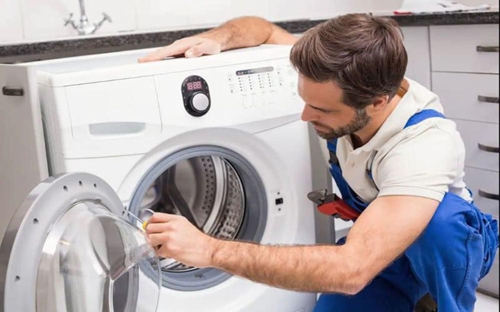 sửa board máy giặt hitachi