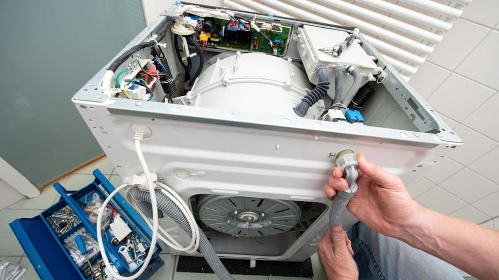 Sửa máy giặt Cần Giờ tại nhà
