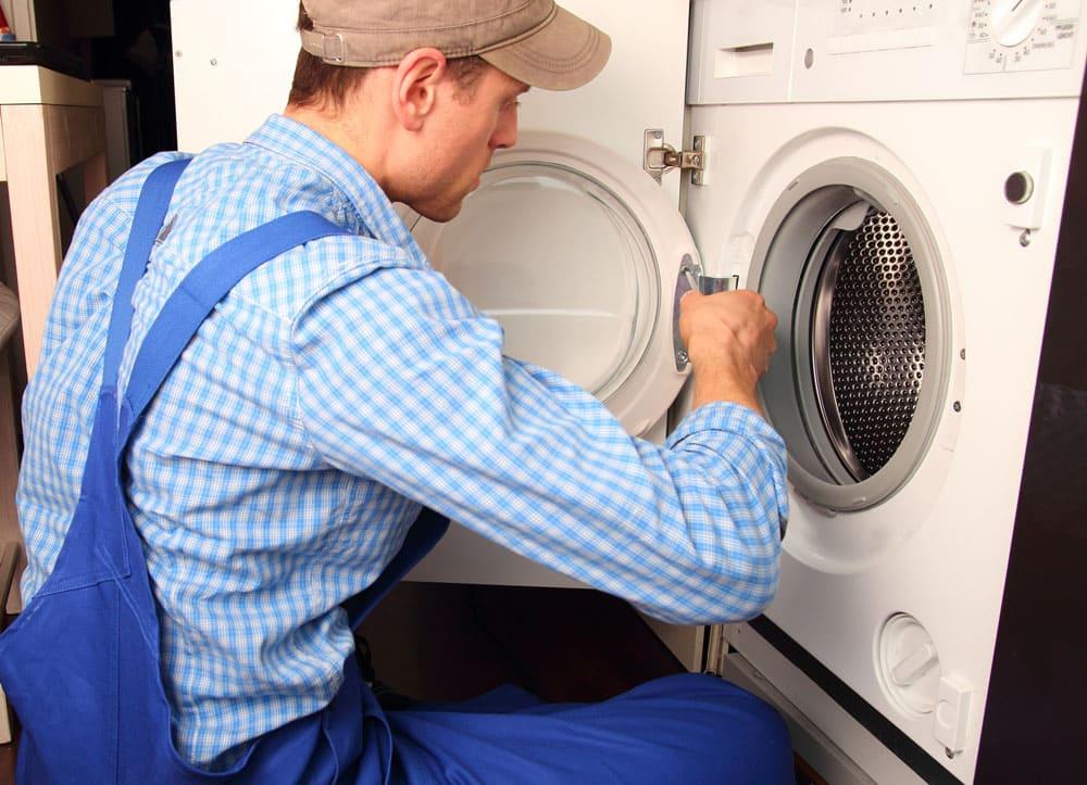 Sửa máy giặt cho Resort