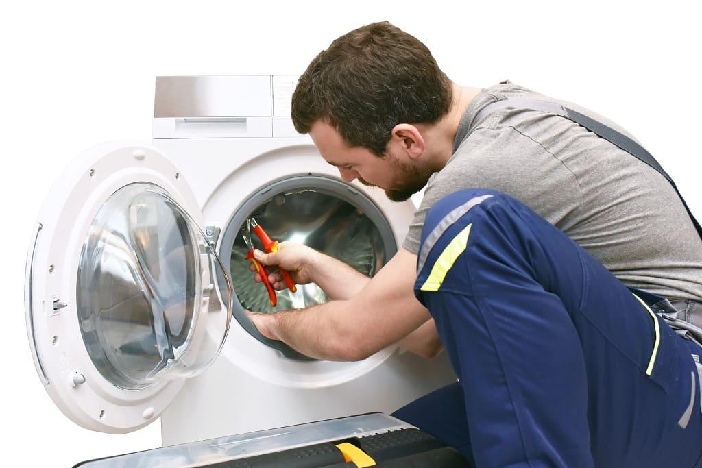 Sửa máy giặt cho tiệm giặt ủi