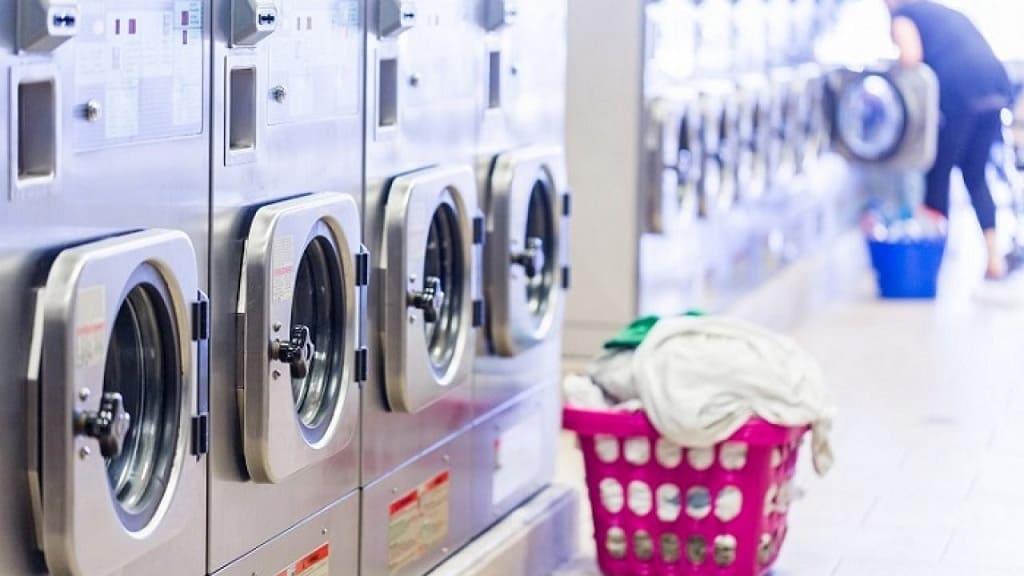 Sửa máy giặt cho tiệm giặt ủi giá rẻ