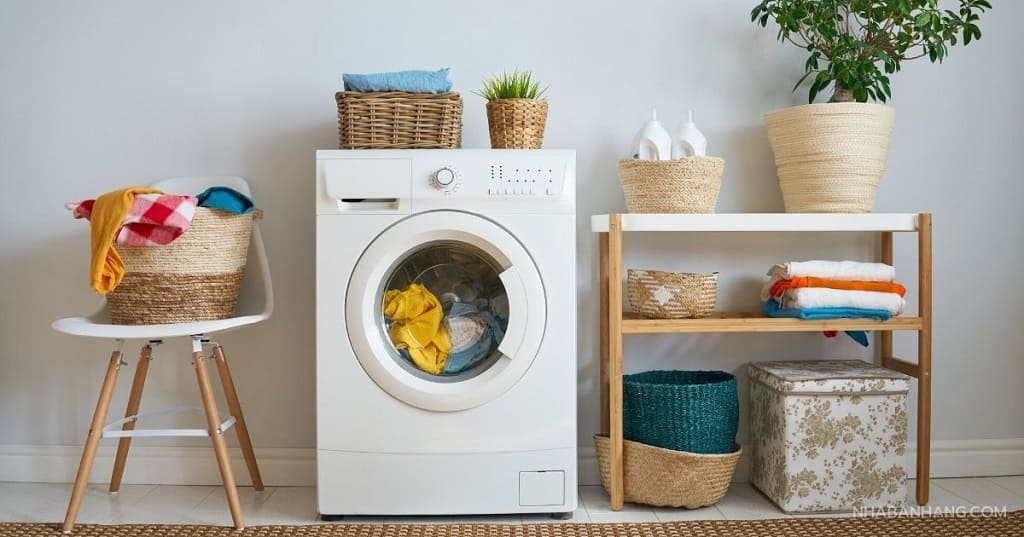 dịch vụ Sửa máy giặt cửa ngang