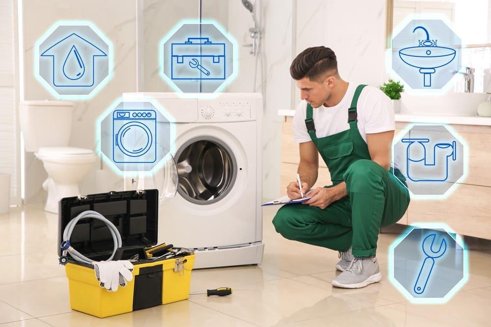 Sửa máy giặt cửa ngang giá rẻ