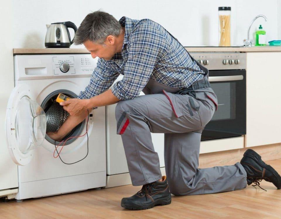 Sửa máy giặt cửa ngang tại nhà
