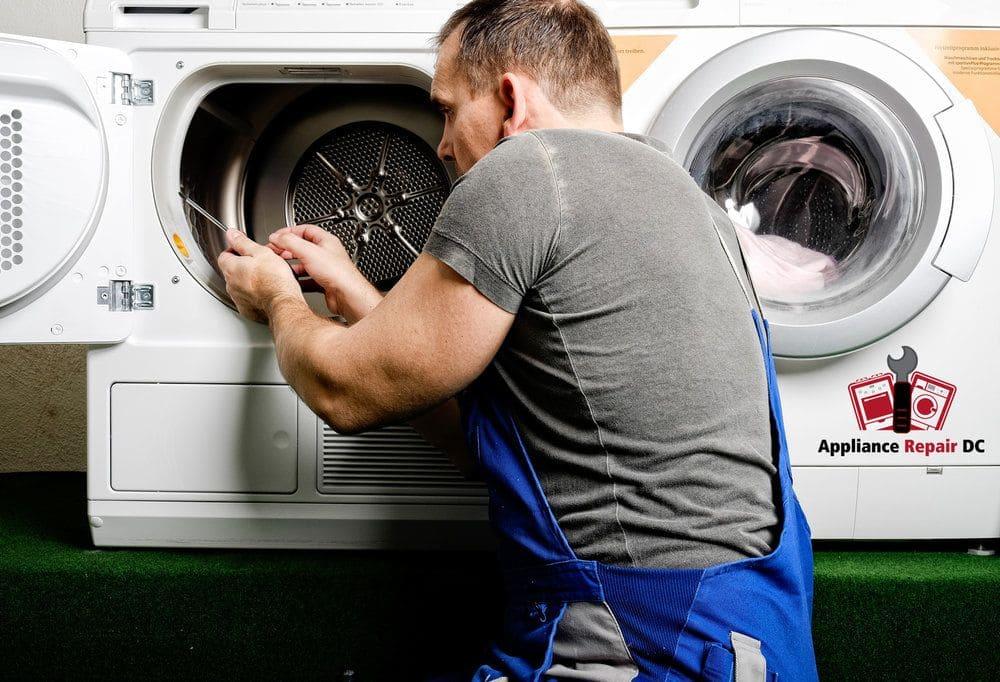 dịch vụ Sửa máy giặt huyện Bình Chánh