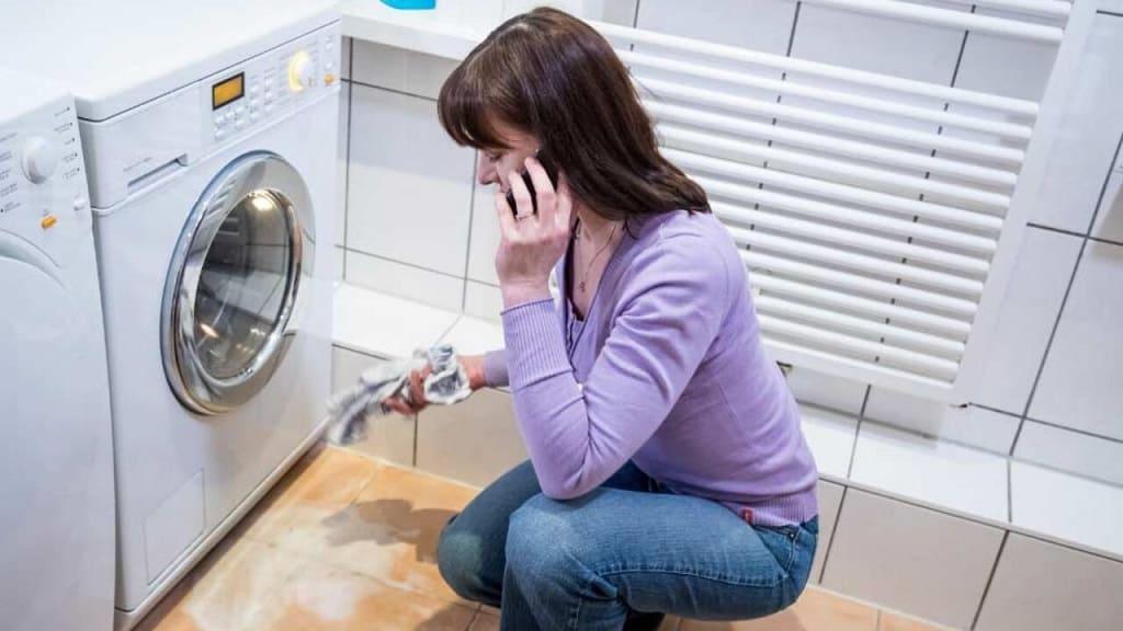 Sửa máy giặt huyện Bình Chánh giá rẻ