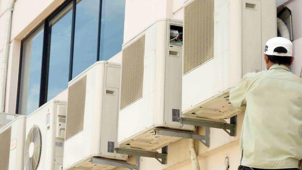 sửa máy lạnh cho chung cư giá rẻ