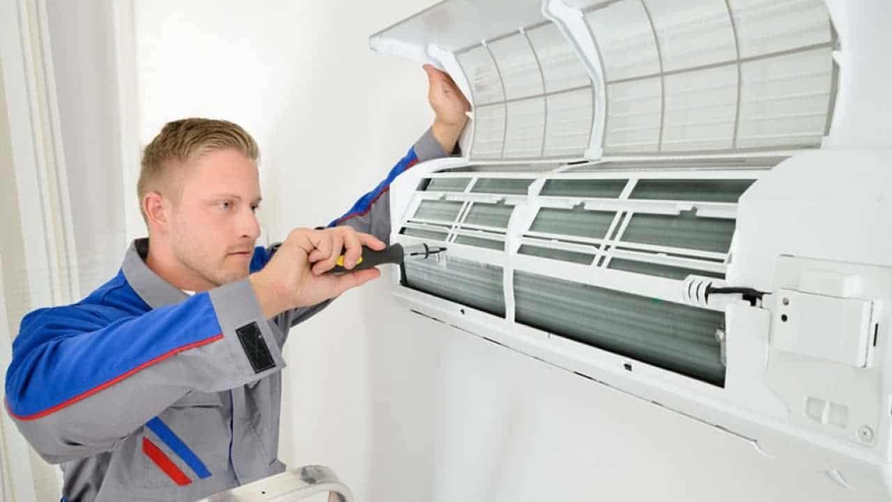 sửa máy lạnh cho spa