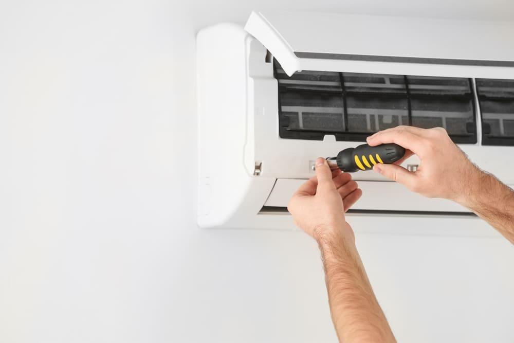 sửa máy lạnh đường quang trung