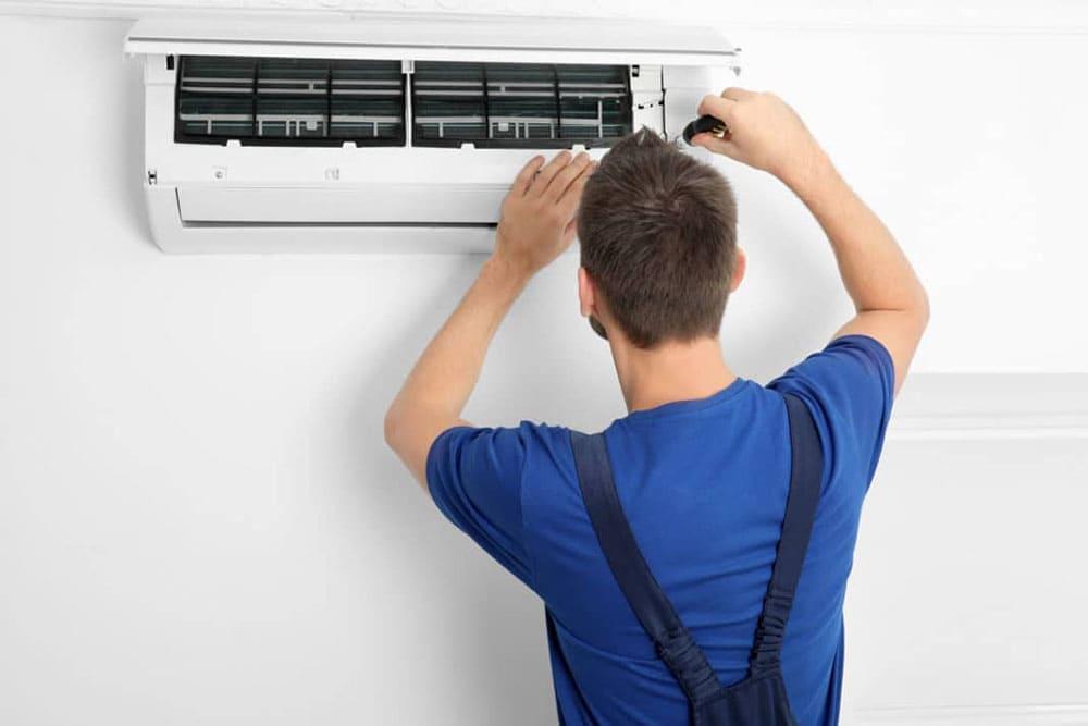 sửa máy lạnh tại hóc môn