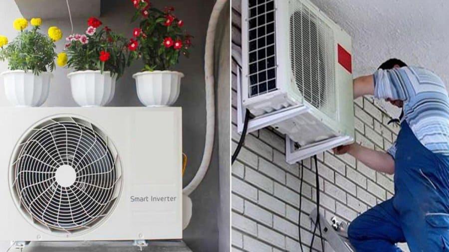 sửa máy lạnh cho tòa nhà hành chính giá rẻ