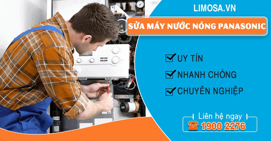 Sửa máy nước nóng Panasonic Limosa