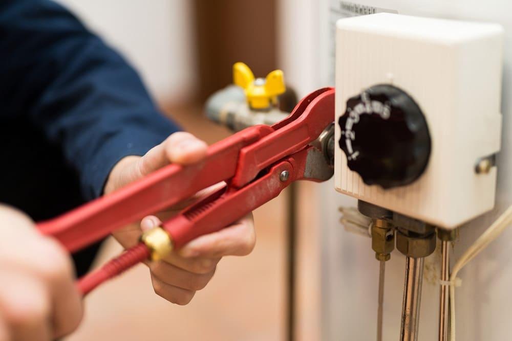 dịch vụ Sửa máy nước nóng lạnh
