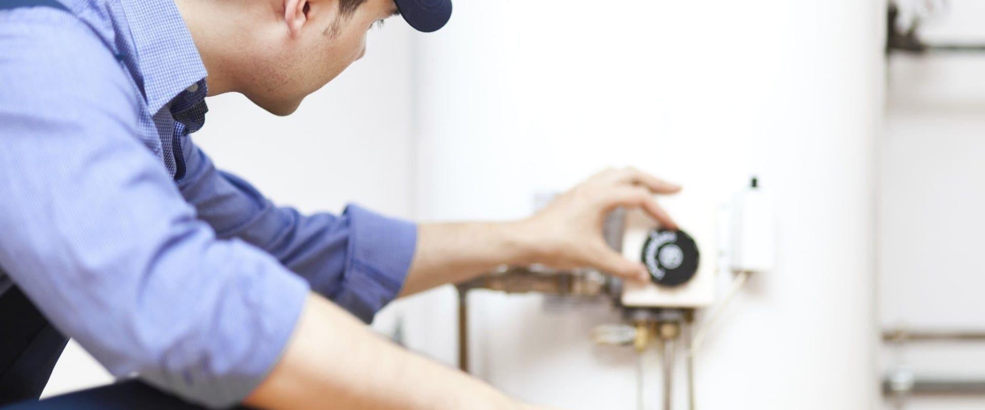 Sửa máy nước nóng Midea