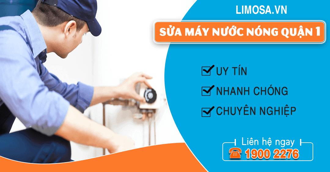 Sửa máy nước nóng quận 1 Limosa