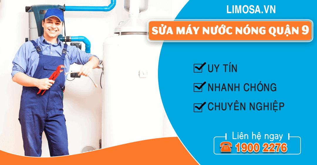 Sửa máy nước nóng quận 9 Limosa