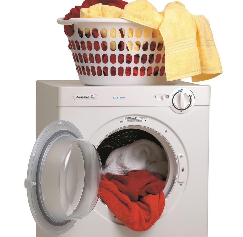 sửa máy sấy quần áo quận Tân Phú tại nhà