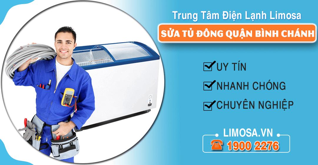 Sửa tủ đông quận Bình Chánh