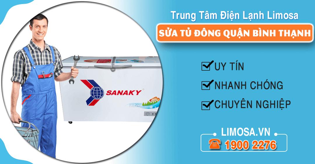 Sửa tủ đông quận Bình Thạnh