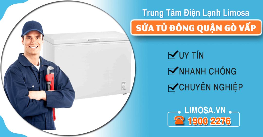 Sửa tủ đông quận Gò Vấp