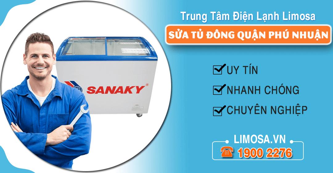 Sửa tủ đông quận Phú Nhuận