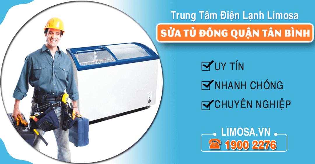 Sửa tủ đông quận Tân Bình