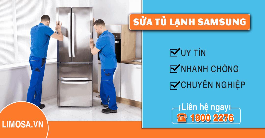 Dịch vụ sửa tủ lạnh Samsung Limosa