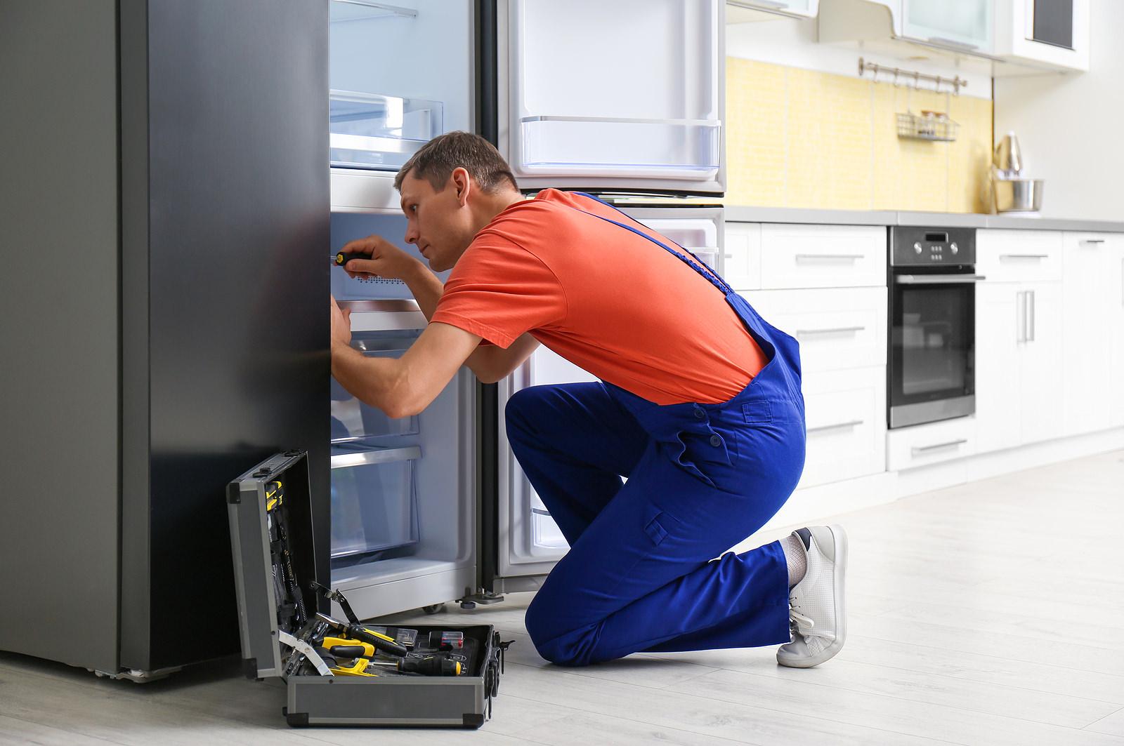 Sửa tủ lạnh đường Minh Phụng