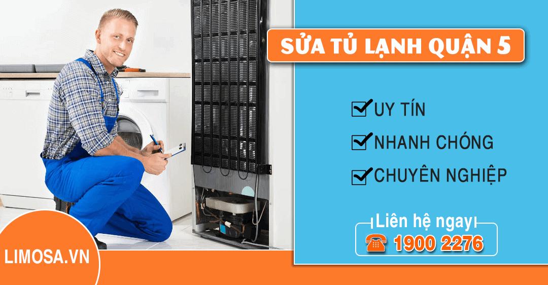 Dịch vụ sửa tủ lạnh quận 5 Limosa