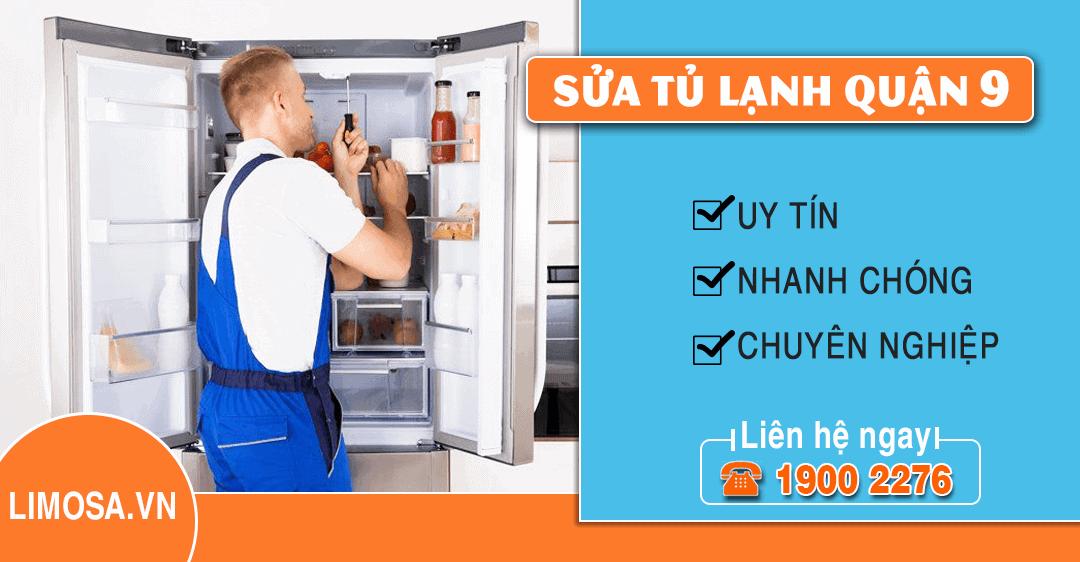 Dịch vụ sửa tủ lạnh quận 9 Limosa