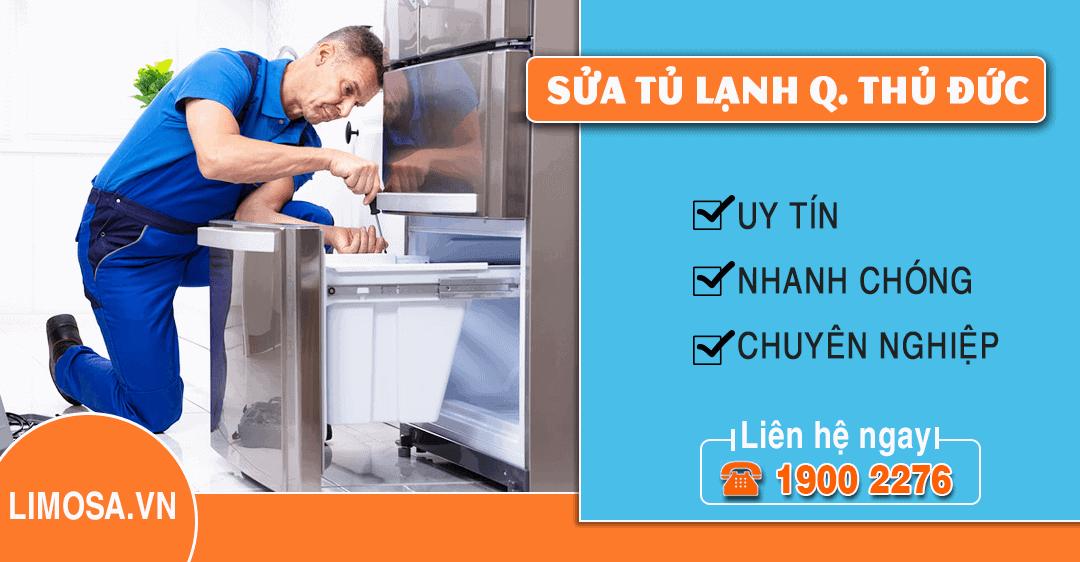 Dịch vụ sửa tủ lạnh quận Thủ Đức Limosa