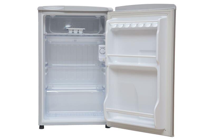 tủ lạnh toshiba bị đóng tuyết