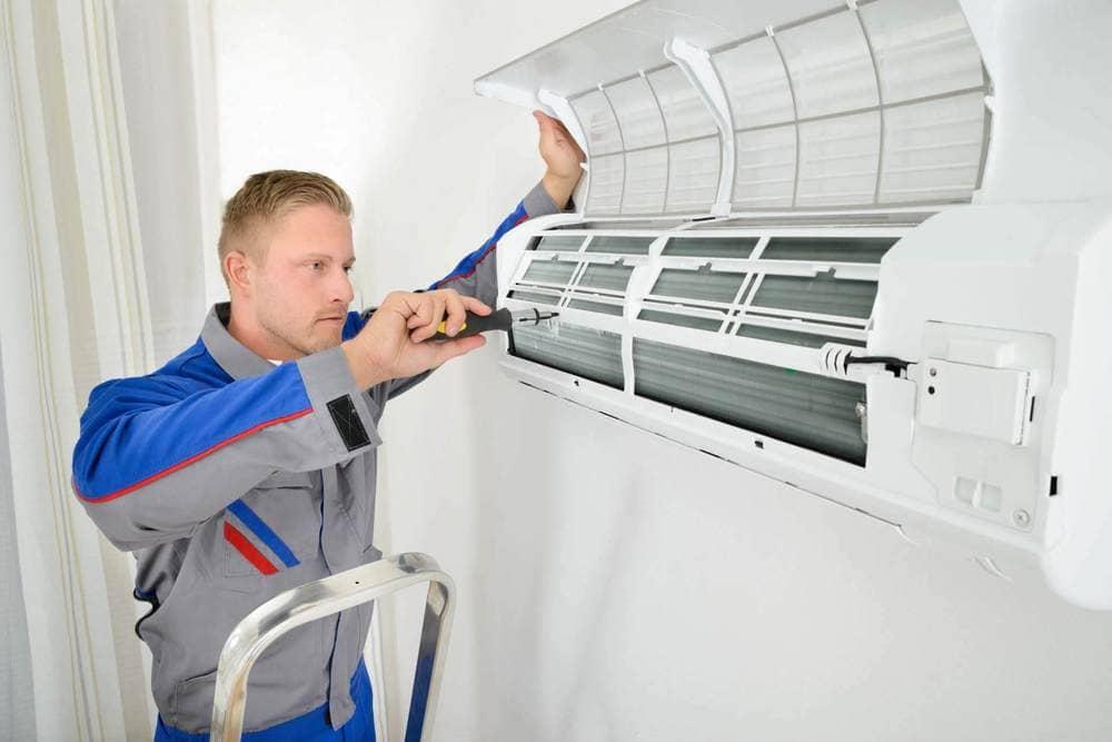 Tháo lắp máy lạnh tại Củ Chi