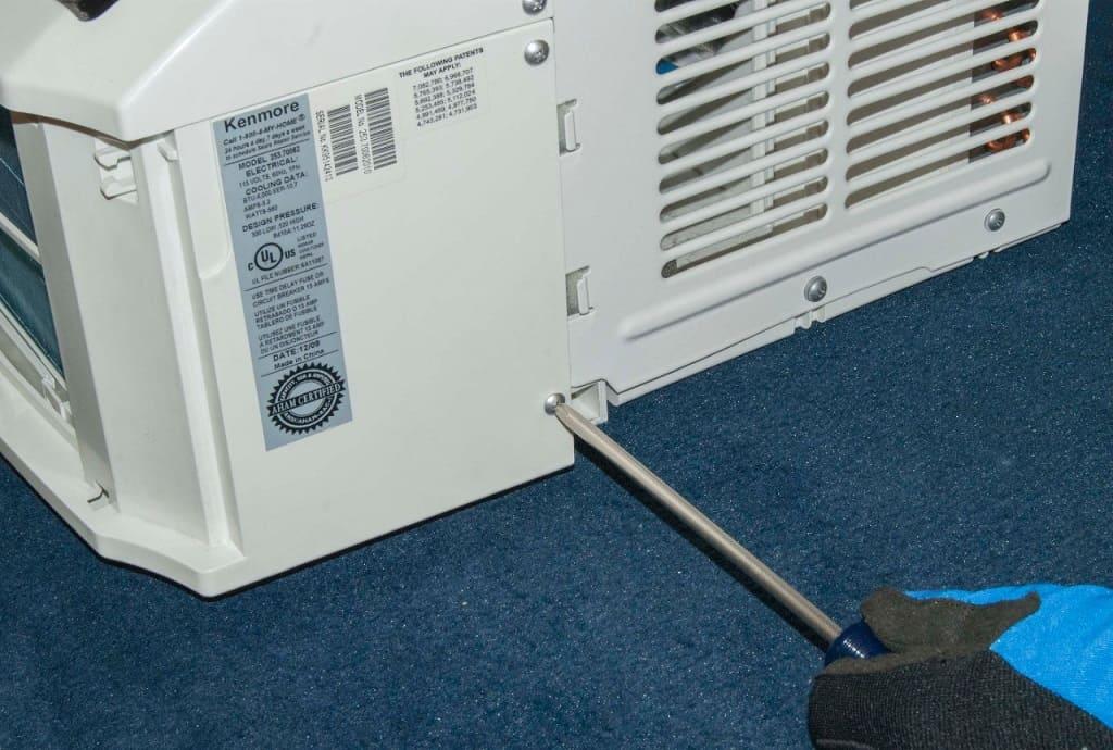 tháo lắp máy lạnh cần giờ giá rẻ