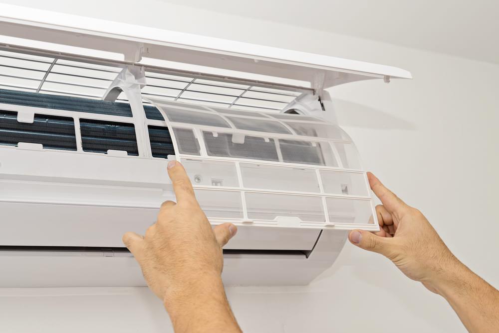 tháo lắp máy lạnh cần giờ tại nhà