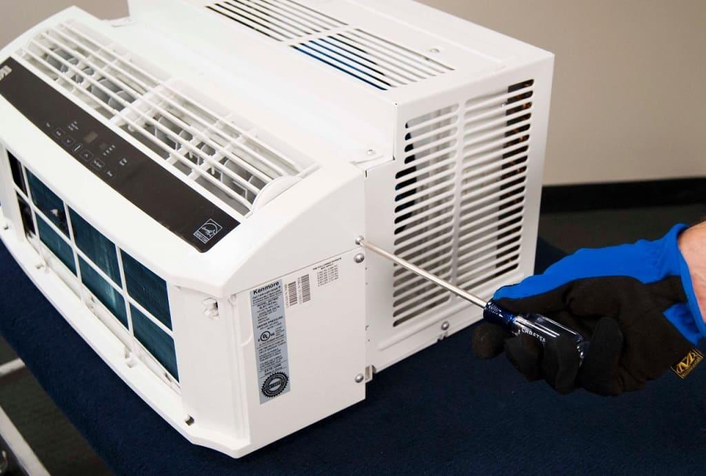 tháo lắp máy lạnh nagakawa