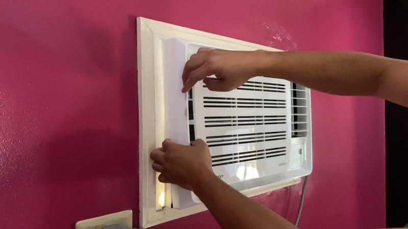 Dịch vụ tháo lắp máy lạnh quận Tân Bình tại nhà