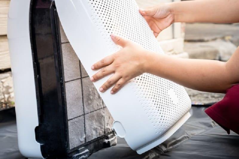 Dịch vụ tháo lắp máy lạnh quận Tân Phú