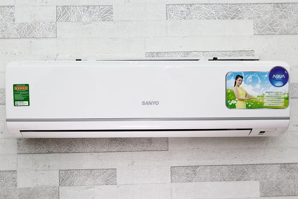 dịch vụ tháo lắp máy lạnh Sanyo