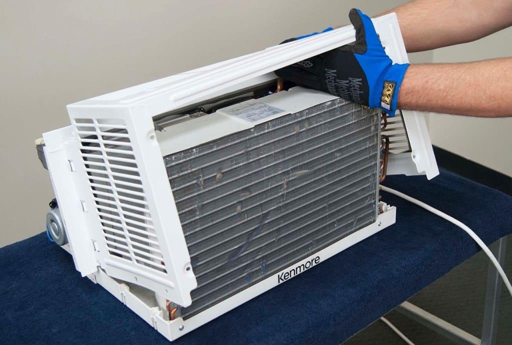tháo lắp máy lạnh tại Hóc Môn giá rẻ