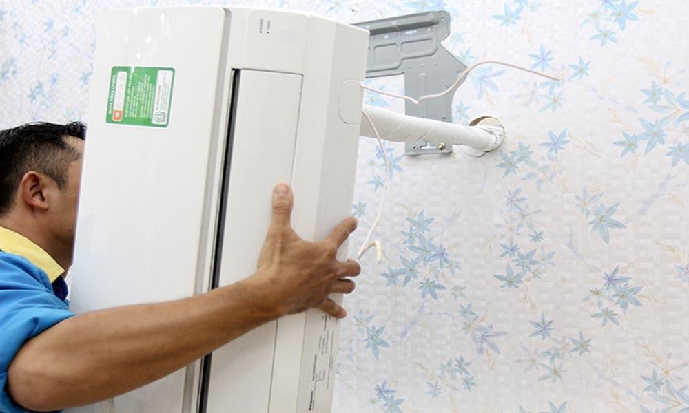tháo lắp máy lạnh tại Nhà Bè