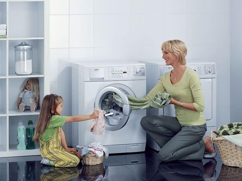 thời gian giặt của máy giặt lg