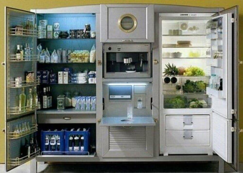 Tủ lạnh bị sốc gas