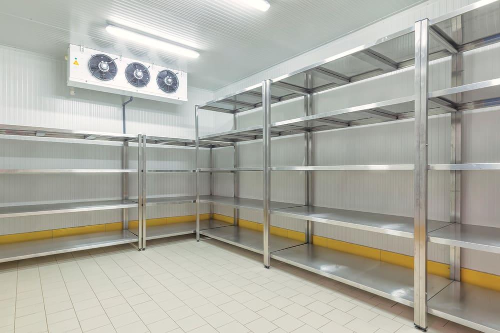vệ sinh kho lạnh lạnh công nghiệp