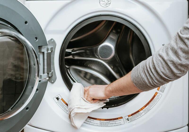vệ sinh máy giặt tại cần giờ