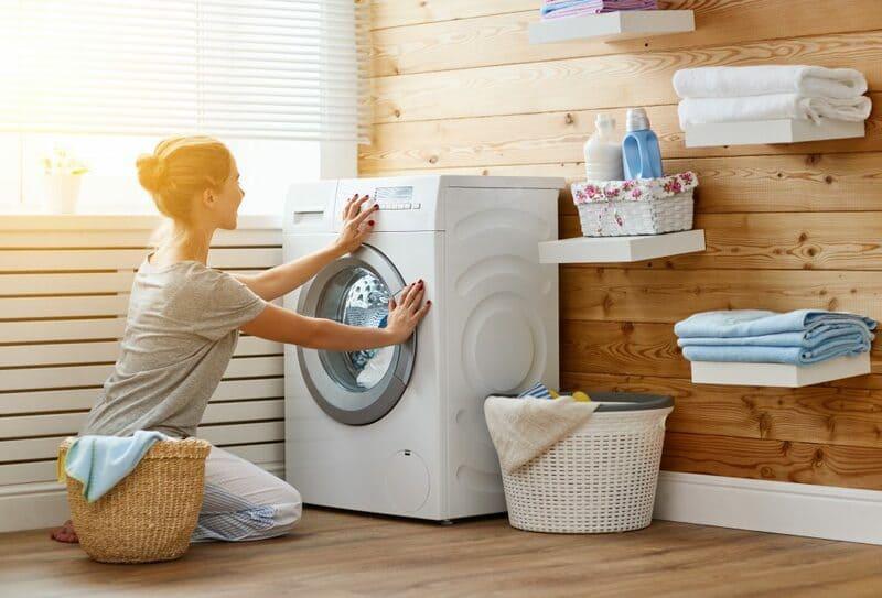 vệ sinh máy giặt quận 4