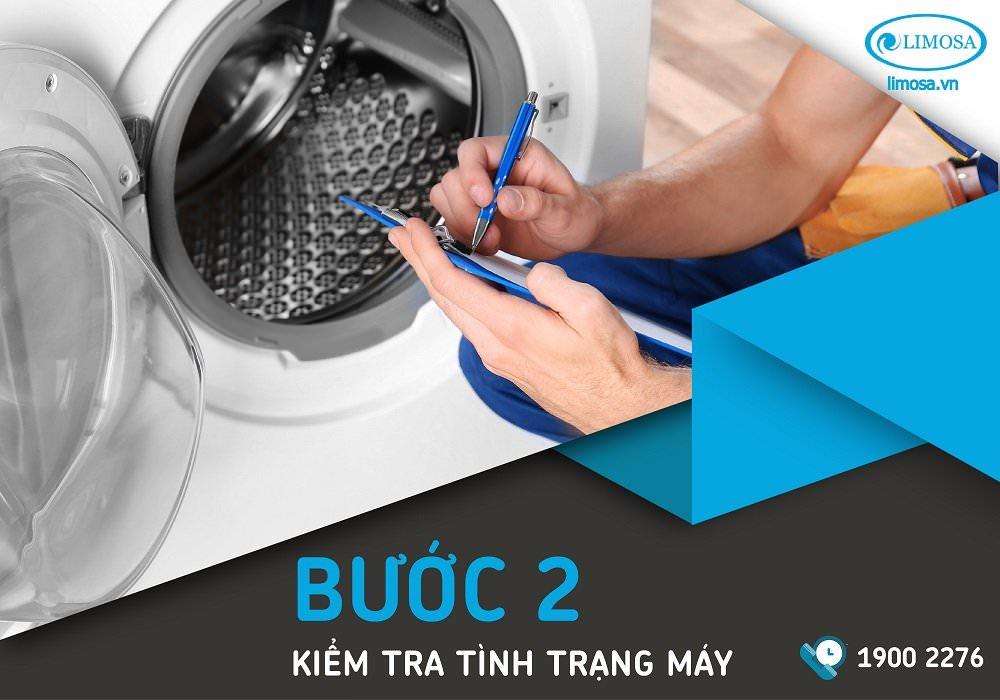 dịch vụ vệ sinh máy giặt